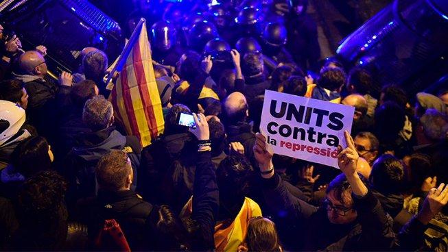 L'Estat espanyol redobla el cop institucional a Catalunya
