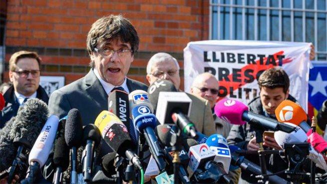 El 'delicte de rebel·lió' de Llarena queda tocat a Europa