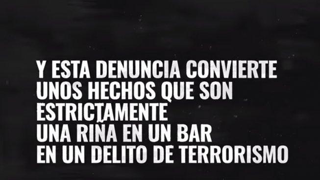 [Vídeo] ALTSASU/ALSASUA. La desproporció que converteix la justícia en venjança