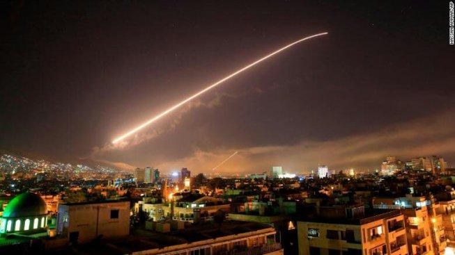 Les repercussions de l'atac imperialista a Síria