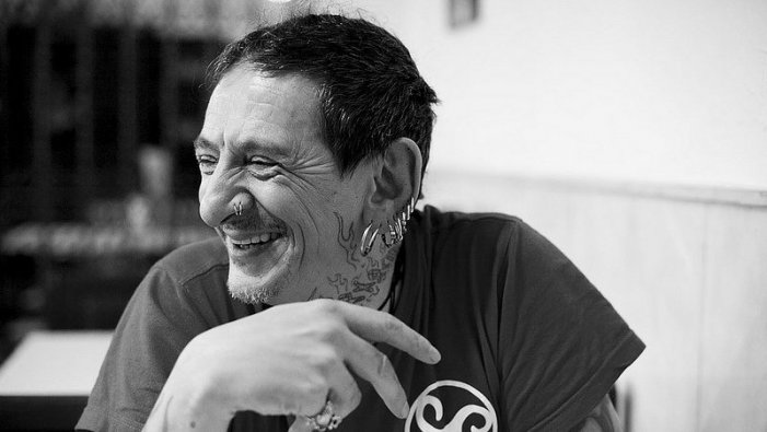 Evaristo, de la Polla Records, denunciat i retingut per la Guàrdia Civil per les seves cançons