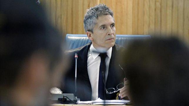 Amb el nou ministre de l'Interior Marlaska hi haurà mordassa i impunitat per a estona