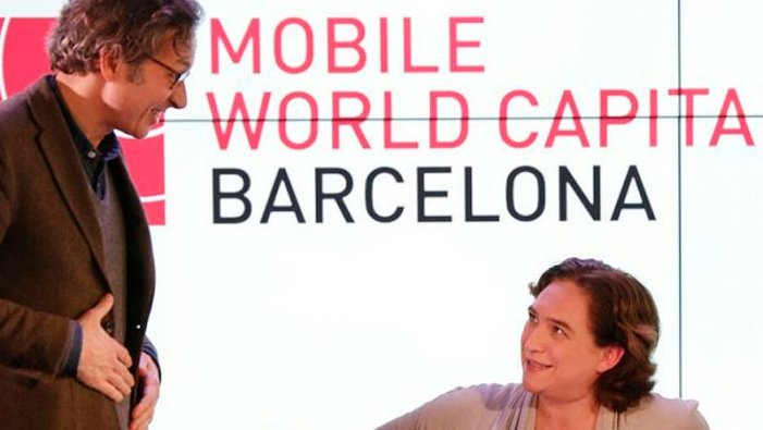 Ada Colau destinarà 20 milions d'euros al Mobile World Congress
