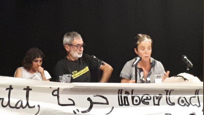 """Familiars d'Altsasu: """"La justícia està sent utilitzada com una eina de repressió"""""""