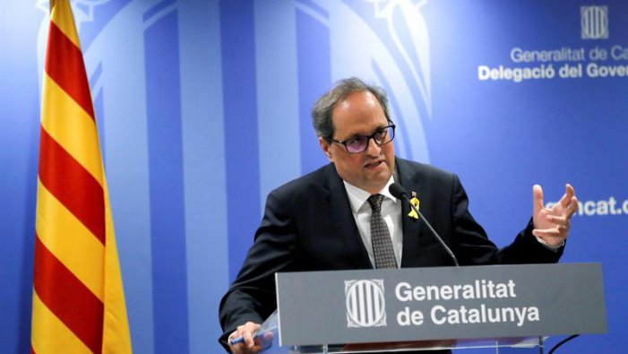 Primer xoc important entre ERC i JxCat en la seva tornada a l'autonomisme