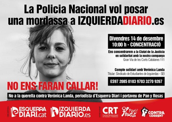 La Llibertat d'Expressió al banc dels acusats