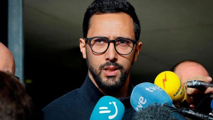 Bèlgica rebutja l'extradició del raper Valtònyc
