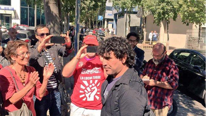 El judici al periodista Boro desmunta el muntatge policial