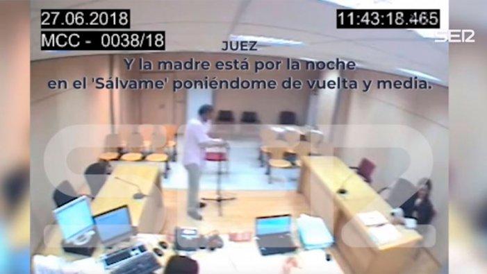 """VIDEO   """"Bitxo"""" i """"filla de puta"""": així es mofa un jutge a una víctima de violència masclista"""