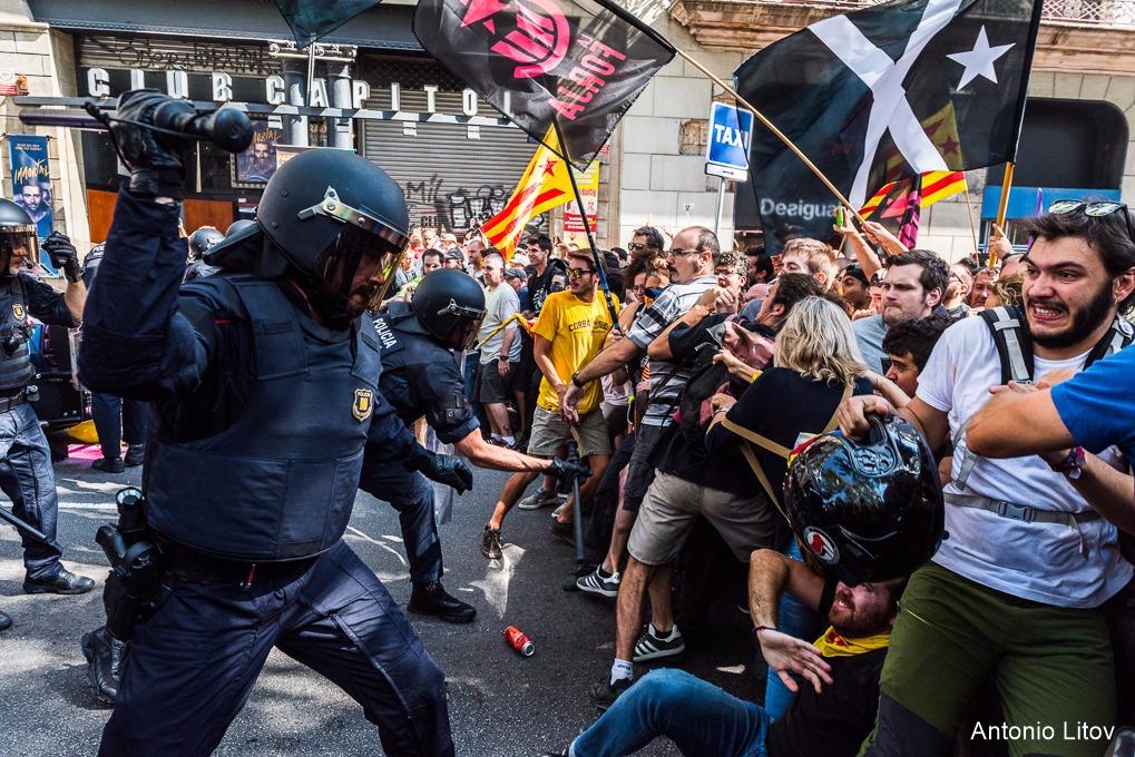 """""""La burgesia catalana és incapaç d'aplicar la ruptura, l'única cosa que ens queda per a la construcció de la república és la nostra classe"""""""