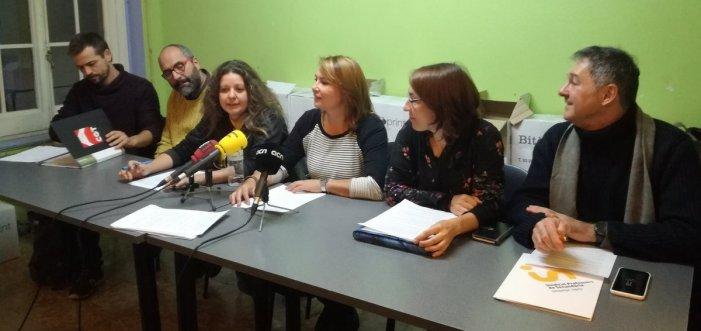 29N: l'escola catalana a la vaga per revertir les retallades