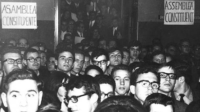 Estudiants contra els Borbons, una història de lluita i inconformisme