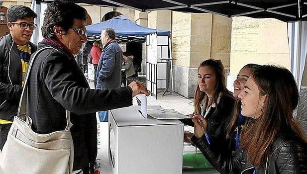 Donostia vota però el Règim del 78 s'hi oposa