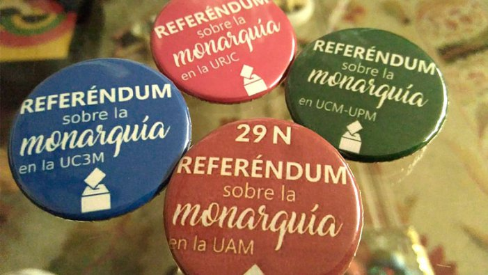 #29N La UAM dona inici a una onada de referèndums sobre la monarquia a 26 universitats
