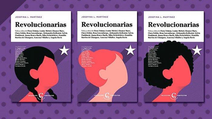 Revolucionarias: vides que inspiren, històries que atrapen