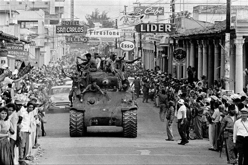 La revolució cubana de 1959