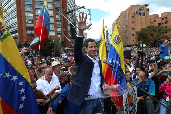 Amb Trump i l'imperialisme no hi ha sortida per als treballadors i el poble veneçolà