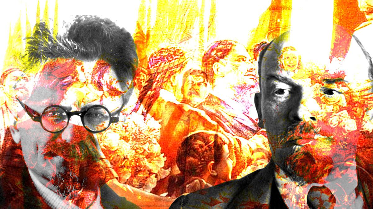 El marxisme revolucionari i l'emancipació de les nacions oprimides: Stalin i Trotsky