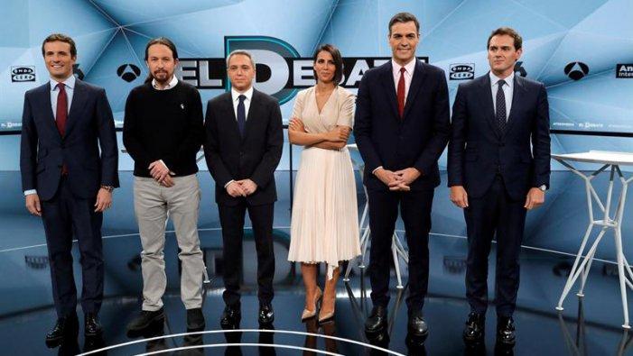 Segon debat electoral: els bons i mals motius pels quals Iglesias va resultar guanyador