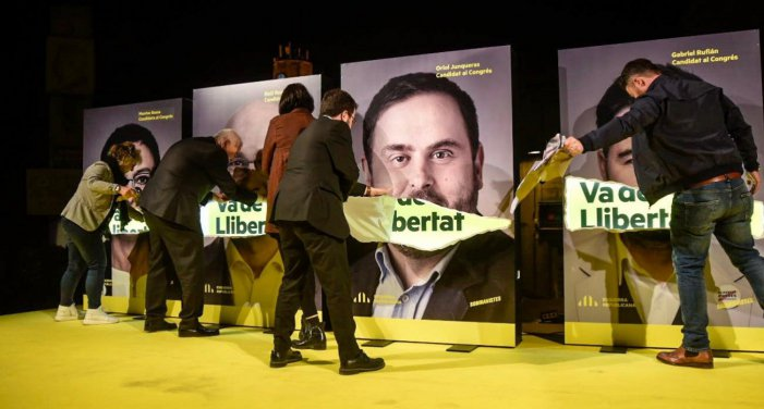 Esquerra fa el 'sorpasso' i guanya a Catalunya