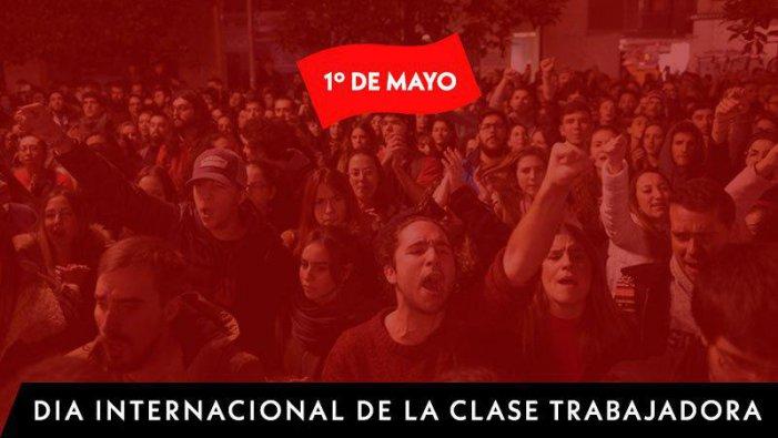 1r de Maig: a l'extrema dreta i les polítiques neoliberals les aturarem amb la lluita de classes