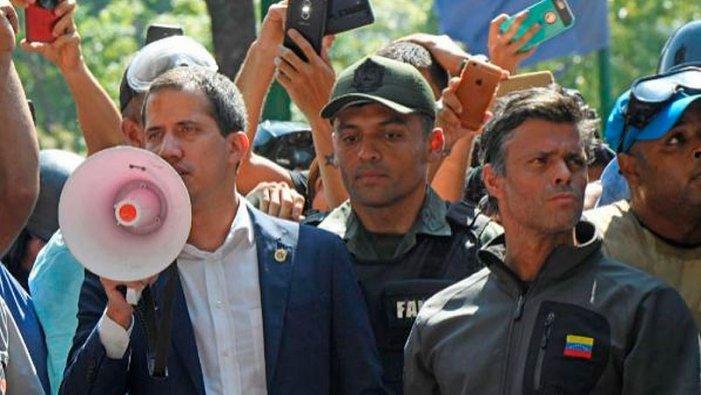 Repudiem la temptativa colpista de Guaidó, l'imperialisme i la dreta regional