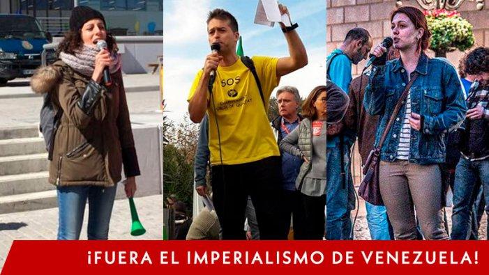 La CRT repudia el nou intent de cop d'estat pro-imperialista a Veneçuela