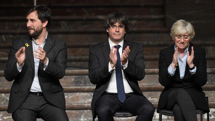 El Suprem deixa a Puigdemont, Comín i Ponsatí presentar-se a les europees