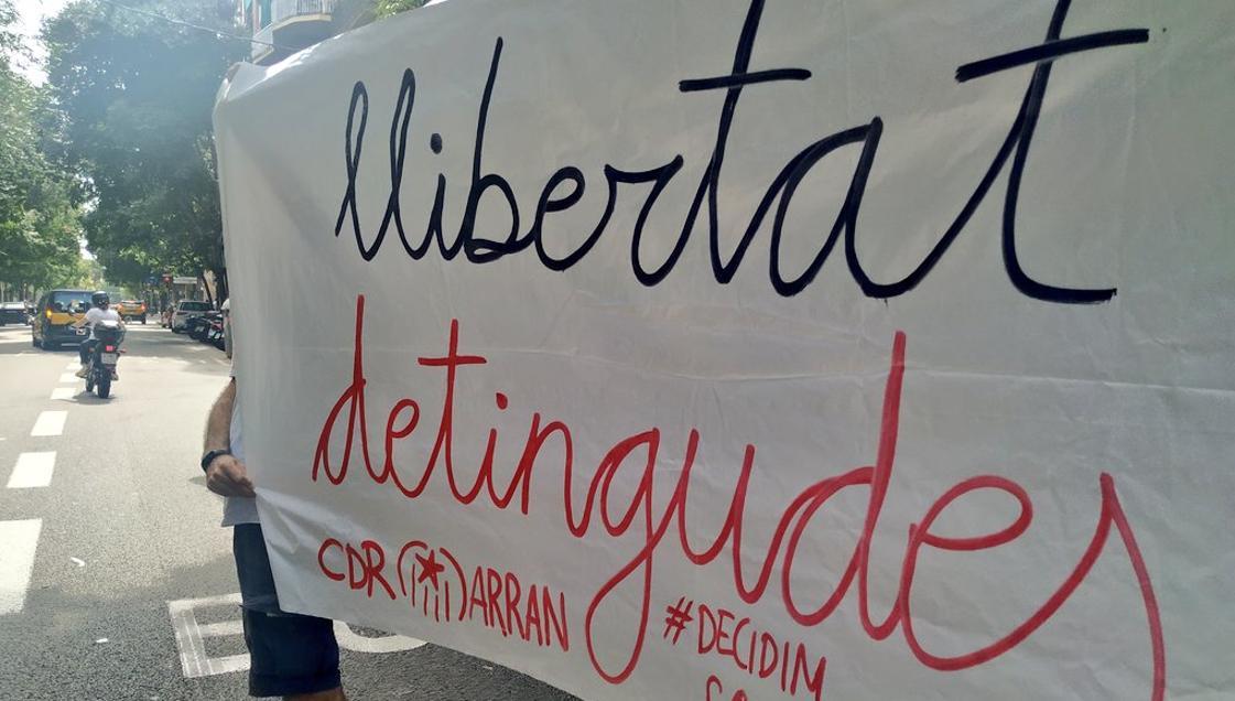 Nou cop repressiu contra la joventut independentista