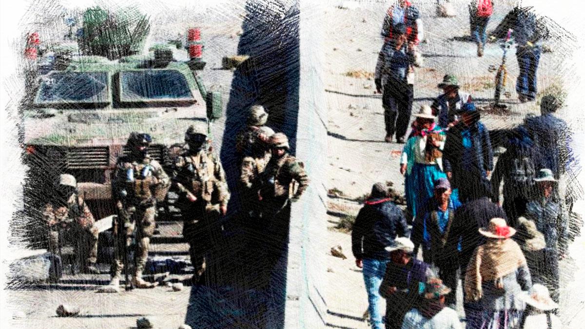 El POR bolivià: la caiguda d'un partit històric en instrument del colpisme