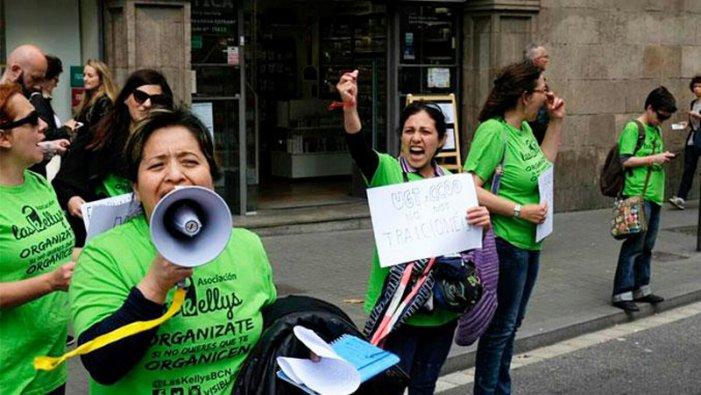 Judici contra el Grand Hotel Central de Barcelona: continuen els atacs contra Les Kellys