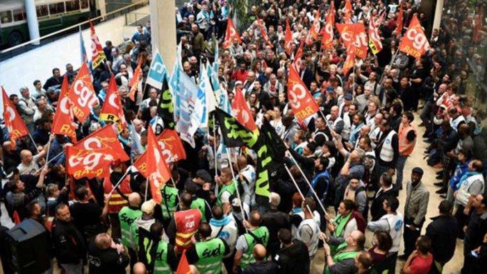 5D: França es prepara per a la major vaga general en dècades