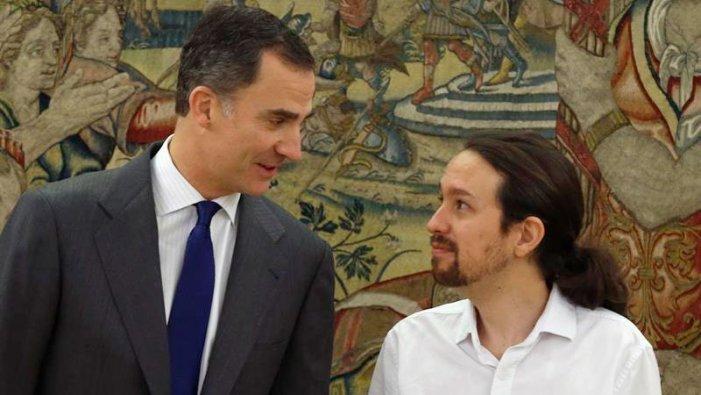 Unidas Podemos fa gala del seu renovat constitucionalisme del 78