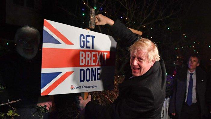 El Brexit i el triomf de Boris Johnson