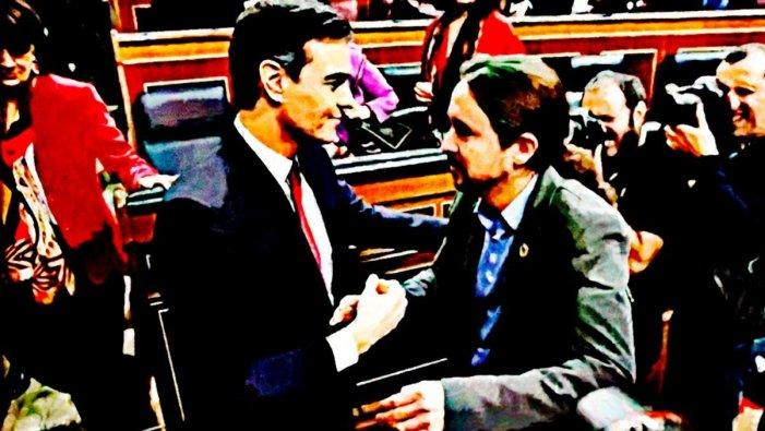 Unidas Podemos, un trosset al cel de l'Estat capitalista espanyol