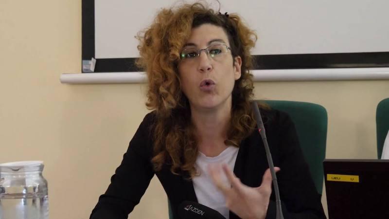 """Jule Goikoetxea: """"Les demandes de la vaga del 30E porten a una crítica al sistema capitalista neoliberal"""""""