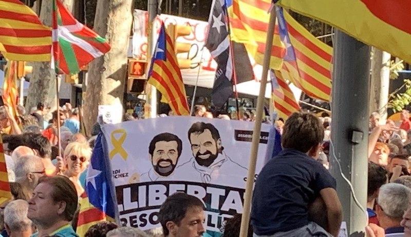 Presos polítics catalans: amb o sense Covid el Suprem no perdona