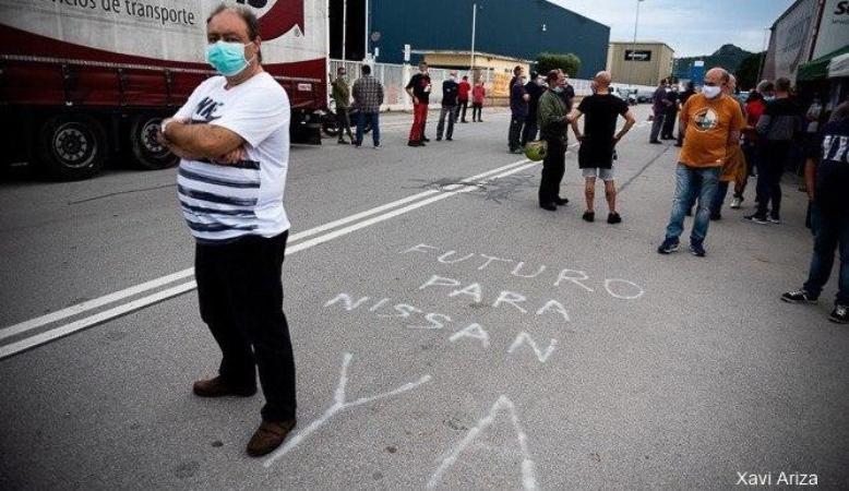 """Vaga Nissan: una lluita testimoni en la que treballadors i patronal no """"remem en la mateixa direcció"""""""