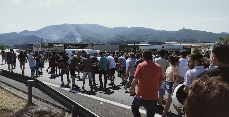 """CGT Catalunya: """"Cal nacionalitzar les fàbriques i la maquinària de la Nissan"""""""