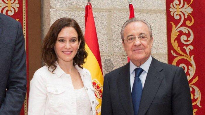 Gairebé 7 milions d'euros més per a Florentino Pérez