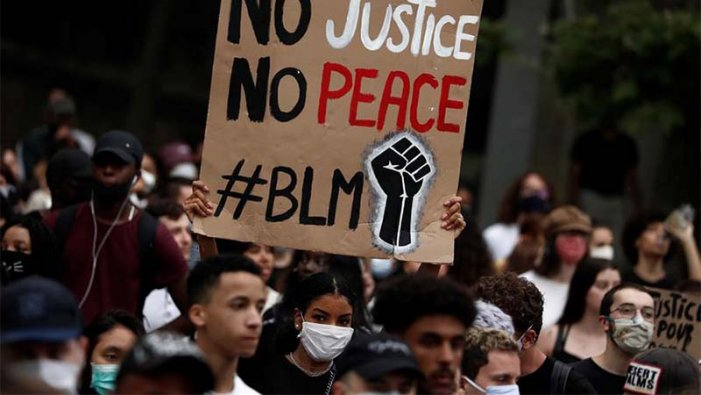 George Floyd, Adama Traoré i Mami Mbaye: el racisme mata als Estats Units i Europa