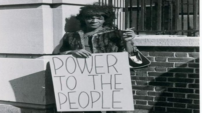 "Stonewall: Marsha P. Johnson i el ""Black Trans Lives Matter"""