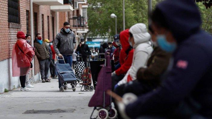 Informe OXFAM: 1 de cada 4 espanyols viu per sota del llindar de la pobresa