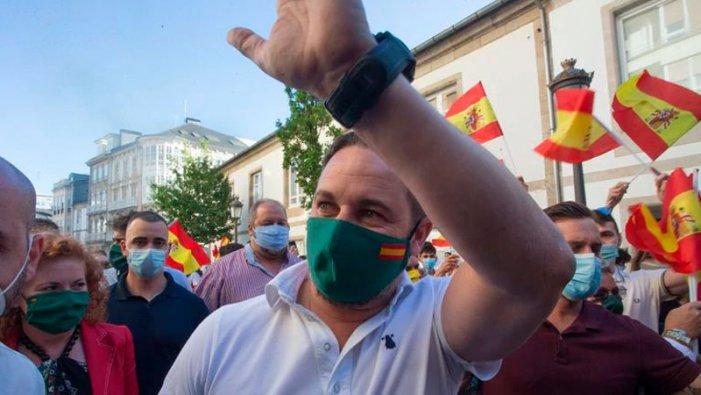 """El """"sindicat"""" de Vox i la necessitat d'una estratègia revolucionària"""