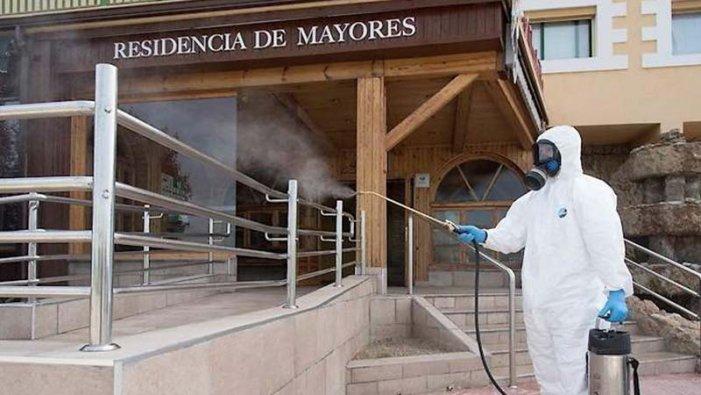 La querella pel crim comès en les residències de Madrid arriba al Suprem