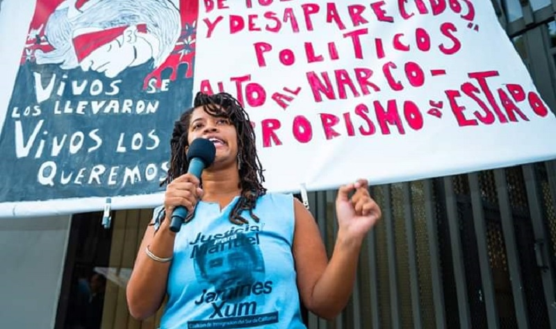 """Julia Wallace: """"Els partits capitalistes no resoldran el racisme ni la brutalitat policial"""""""