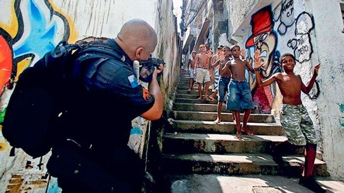 La violència policial racista bat rècords al Brasil durant la pandèmia