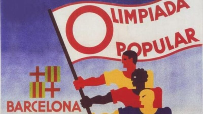 D'on va sortir l'Olimpíada Popular Antifeixista de 1936?