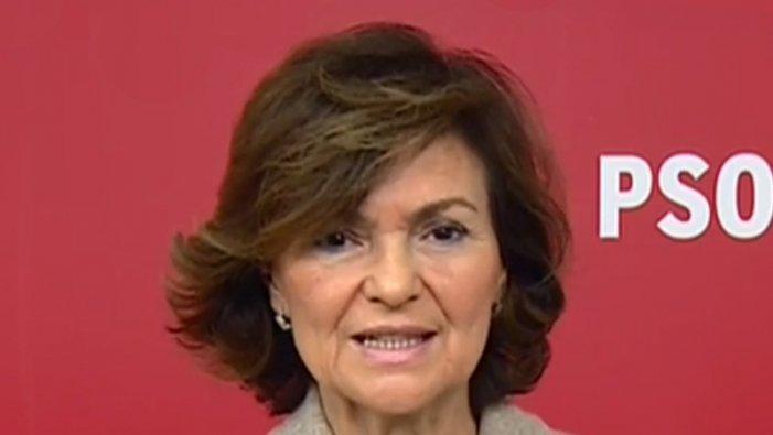 """Per al PSOE """"el cap de l'Estat no està en qüestió en aquest país"""""""