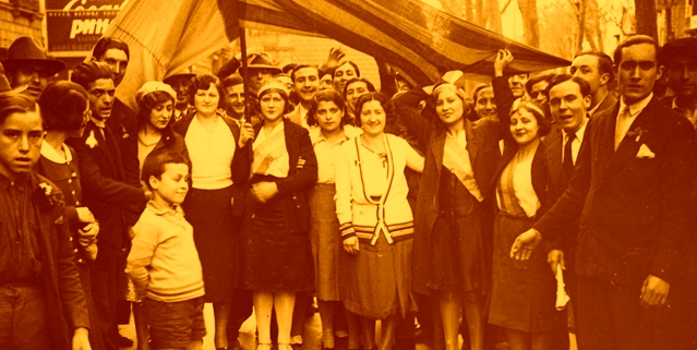 La Revolució espanyola i els perills que l'amenacen